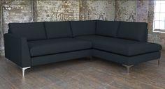 Buy Whitechapel Fabric Corner Group Right in Wilderness Dark Blue