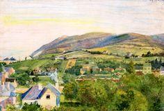 Kahlenberg -  Egon Schiele ca. 1906-1907