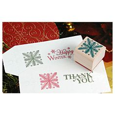 Christmas Rubber Stamp Mini Nordic1 by verryberrysticker on Etsy