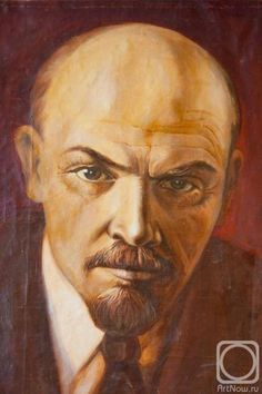 Lenin Portrait