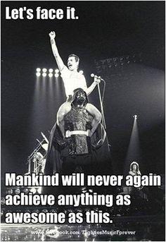 Freddie Mercury -Queen