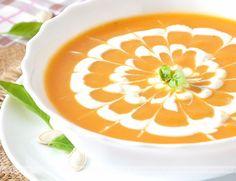 Zupa morelowa na mleku