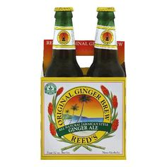 reed's ginger beer 4 pack - Google Search