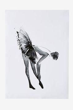 Printet på 230 g mat fotopapir. Online Posters, Whale, Dance, Drawings, Animals, Small Bathroom, Bathroom Ideas, Art, Dancing