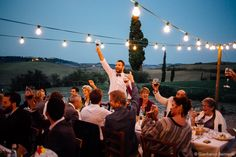 Cecilia&Joe in August 2015 – sparkling, funny, unconventional party! |