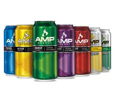 AMP Energy #thepassiongroup #clientlove