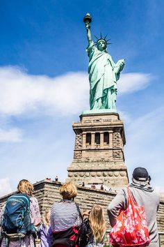 Statue of Liberty to