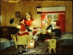 stereomat_slides_01 (iiyyyii) Tags: film lanterns slides gnomes dwarves vintagetoy vintageslides stereomat