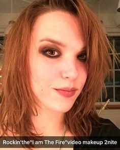 Lzzy Hale ✾ of Halestorm Red Hair, Black Hair, Josh Smith, Lynn Gunn, Lzzy Hale, Halestorm, Taylor Momsen, Metal Girl, Alternative Music