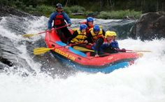 White water rafting is an amazing nature experience Rafting, Amazing Nature, Water, Europe, Summer, Gripe Water