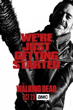 The Walking Dead (2010–) Season 7, 16 Episodes | TV-MA | 44 min | Drama, Horror, Thriller | AMC, Hulu | ウォーキング・デッド シーズン7 全16話 (後半9話〜16話)