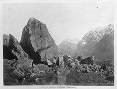 Knud Knudsen foto - NVIM Half Dome, Norway, Mount Rushmore, Mountains, Nature, Travel, Painting, Art, Historia