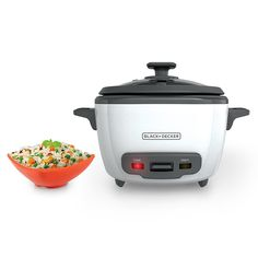 BLACK DECKER RC514 14-Cup Cooked/7-Cup Uncooked Rice Cooker and Food Steamer, White *** This is an Amazon Affiliate link. Check out this great product.
