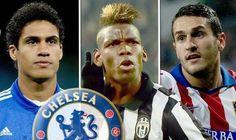 Varane, Koke và Pogba: Danh sách mua sắm hè 2015 của  Chelsea