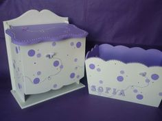 Kit Bebe, Baby Born, Covered Boxes, Ideas Para, Toy Chest, Decorative Boxes, Storage, Kids, Handmade