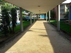 2 Corredor das Ciências Básicas - Faculdade de Odontologia de Araçatuba - Unesp