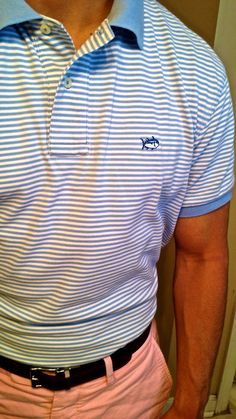 joshuachinoung:    Southern Tide with my favorite shorts