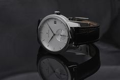 Chronograph, Wordpress, Watches, Leather, Accessories, Collection, Clocks, Cool Watches, Clock