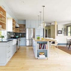 Kitchen kitchen island Design Ideas, Pictures, Remodel and Decor