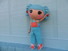 Instant Download Lalaloopsy Doll Clothes by LittleRedPatterns