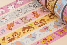 Duct Tape Crafts, Washi Tape, Journal Stickers, Planner Stickers, Design Tape, Crafts For Teens, Teen Crafts, Duck Tape, Cat Stickers