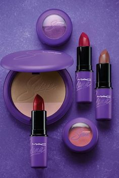 MAC Selena Quintanilla Fall 2016 Collection