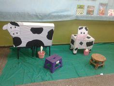 Vaca sensorial da Eli e da Fê