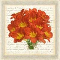Linden Large Flowers VI