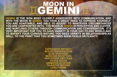 Moon in Gemini personality. Gemini Moon Sign, Sun In Libra, Gemini And Scorpio, Gemini Rising, Zodiac Signs Gemini, Gemini Traits, Gemini Girl, Gemini Quotes, Zodiac Cancer
