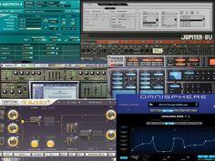 20 VSTs from MusicRadar