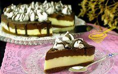 Jeden z nepečených a výborných cheesecake-ov. Lahodná chuť mascarpone krému v kombinácii s nutelou je na zožratie. Mňamka!