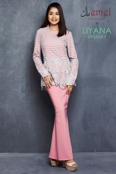 Emel X Liyana Jasmay 2015 Collection - Emel by Melinda Looi