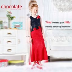 Time to make your little one the center of attention with Chocolate Family apparels! www.chocolatefamily.com ‪#‎kidsfashion‬