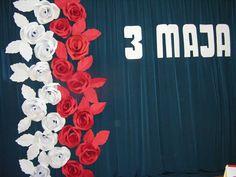 Znalezione obrazy dla zapytania dekoracja na 3 maja
