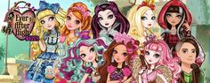 Ever After High  Why does no one ever add the Charming Twins into these kind of photos.....