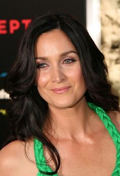 Carrie-Anne Moss // I loved her in the Matrix and i love her in the motherly roles she has taken on like Disturbia. I love her voice too, perfect for Mass Effect <3