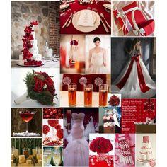 """Christmas Wedding"" by jvol1052 on Polyvore"