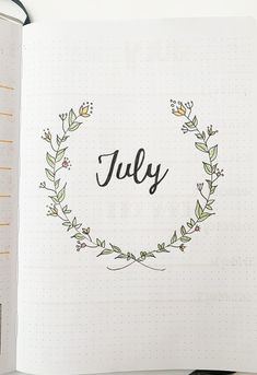 Looking for bullet journal cover page inspiration? Check out these bullet journal cover pages for every month in Whether you prefer intricate or minimalist spreads, get inspired through creative planning using these cover page ideas! Bullet Journal June, Bullet Journal Cover Ideas, Bullet Journal Quotes, Bullet Journal Lettering Ideas, Bullet Journal Printables, Bullet Journal Writing, Bullet Journal Ideas Pages, Bullet Journal Layout, Bullet Journal Inspiration