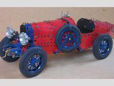 Meccano Bugatti 35
