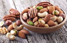 How To Increase Metabolism - Eat Nuts