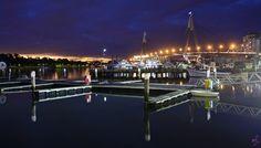 Blackwattle Bay Sydney (Fish Markets)
