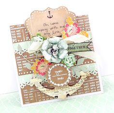 {You & Me} *Glitz Design* - Scrapbook.com