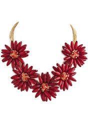 Scarlet Renaissance Necklace