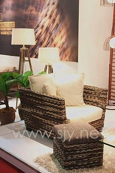 SJY JUTE collection #indoorfurniture #indoor #furniture #wicker #rattan #diningset #diningtable #diningchair #livingroom #stool #relaxchair #sofa #coffeetable #tvcabinet #series #colorful #pillow #hotel #resort #restaurant #cafe #relax and #enjoy #withlove #luxury #malaysia #manufacturer Contact us for more information>> email: marketing@sjy.com.my www.sjy.net