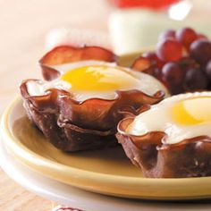 Eggs in Muffin Cups