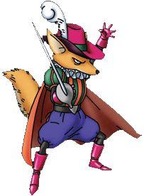 Fox - n - boots!