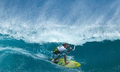 Patri McLaughlin has conquered the One Eye Kite Surf Pro, at Le Morne, Mauritius, in epic swell conditions.