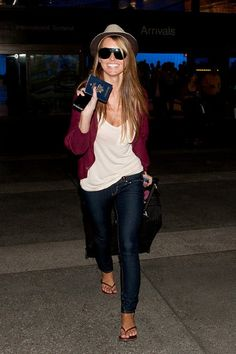 Audrina Patridge Photo - Audrina Patridge at LAX