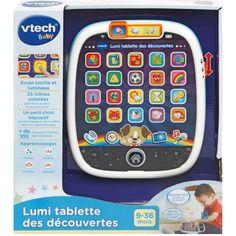 5206f7826e5 Tablette des découvertes - Lumi VTECH pas cher à prix Auchan