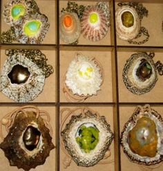 a new batch of beautiful pendants.